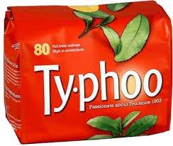 80 Typhoo T bags 97p @ Filco Stores