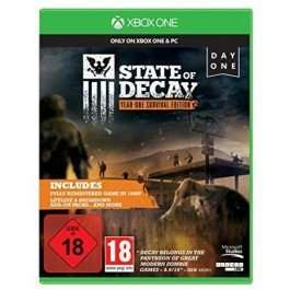 State of Decay: Year-One Survival Edition Xbox One Key £16.99 using FB code @ CD Keys