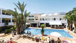 7 Nights in Crete (Bed and Breakfast) - 2 Adults, Newcastle Flights £374 @ Holiday Hypermarket