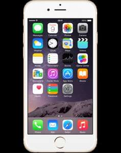 iPhone 6 16GB Gold (Refurb) £23.50 P/M with 500 Mins, Unltd Texts, 500MB Data on O2, £30 Upfront @ mobiles.co.uk