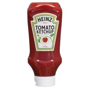 Heinz Tomato Ketchup (700g) ONLY £1.59 @ B&M