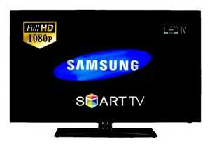 "Samsung UE46F5300 46"" Smart LED TV Full HD 1080P With Freeview HD Slim Design. Refurbished. £299.00 @ Ebay/Tesco Outlet, comes with 1 year guarantee."