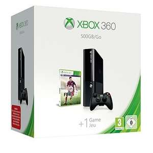 xbox 360 500gb console with fifa 15 and gta 5 £149.99 at argos + free £10 voucher