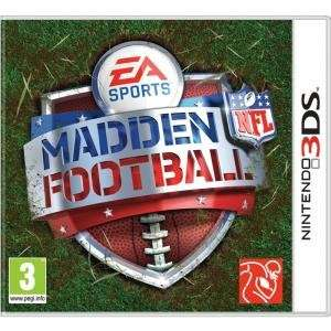 Madden NFL Football (3DS) £1.98 Delivered @ Zavvi