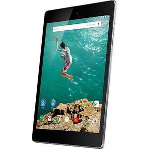 Nexus 9 - Black or White (2 year guarantee) @ John Lewis - £199