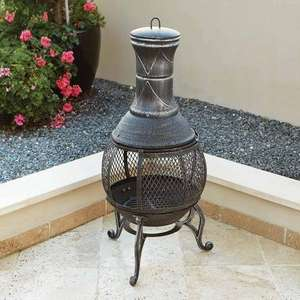 Chiminea - Dunelm - Reserve & Collect - £29.99