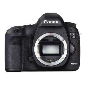 Canon EOS 5D MKIII Digital SLR Body Only £1999 @ Jessops with code +£250.00 Canon Cashback = £1749