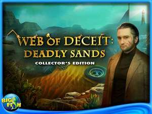Web of Deceit: Deadly Sands HD - A Mysterious Hidden Object Adventure (Full Game) iOS (ipad) Free from 30th - 6th May