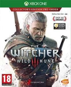 The Witcher 3: Wild Hunt - Collector's edition (PS4/Xbox One) £119.99 (with code, today ONLY) @ Game