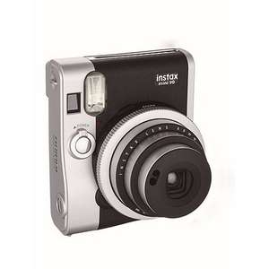 Fujifilm Instax Mini 90 + 20 Prints for £99.97 on Amazon