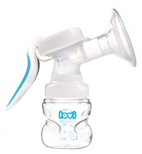 Haberman® Lovi Manual Breast Pump was £35.99 now £9 @ Boots
