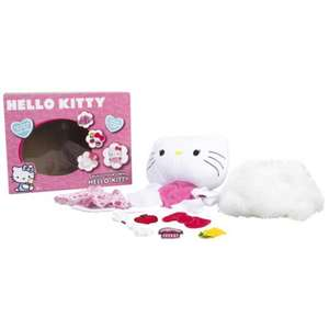 Build Your Own Hello Kitty Craft Set was £15.00 now £7.50 @ Tesco Direct