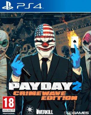 (PS4/Xbox One) Payday 2 Crimewave Edition  - £25.00 - Gameseek