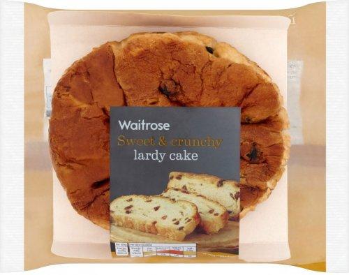 Waitrose Lardy Cake (360g) was £2.29 / Windmill Round Fruited Bun was £1.89 now any 2 for £2.00 @ Waitrose
