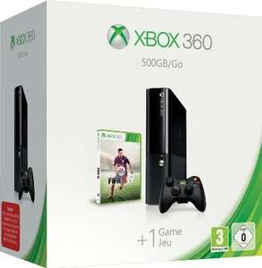 Xbox 360 Console 500GB with FIFA15 £139.99 @ Amazon.co.uk