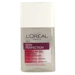 L'Oreal Micellar Gel Cleanser/Eye Makeup Remover  £1.24 @ Sainsburys