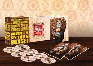 Monty Python Almost Everything (DVD Boxset) Tesco Direct - £16.88