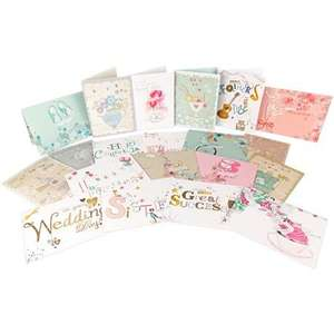20 luxury greeting cards £6 Whistlefish galleries - free delivery over £20