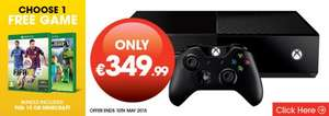 Xbox One Console and Fifa 15/Minecraft for £256.05 from GameStop Ireland