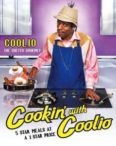 Cooking With Coolio £7.59 Delivered @ Wordery