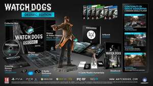 Watch Dogs - Dedsec Edition [Nordic] (Xbox One) - £19.95 - The Game Collection