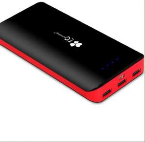 EC Technology® 2nd Gen Deluxe 22400mAh Ultra High Capacity 3 USB Output External Battery £20.99 Sold by EC Technology UK Store and Fulfilled by Amazon