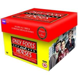 Only Fools & Horses: Complete Series DVD Boxset £22.44 (Using Code) @ Tesco