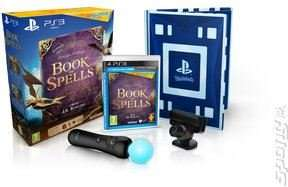 Wonderbook: Book of Spells(Includes Playstation eye and Move controller) £8.88 delivered from Xtra-vision Ireland