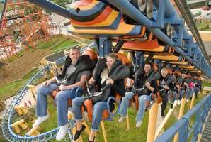 ~Bank Holiday/Half Term Family Fun~  Half Price Family Ticket Flamingoland Only £58 (Was £116) @ The Bee