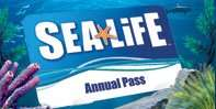 SEA LIFE Annual Pass Offer - for FY and PR Locals