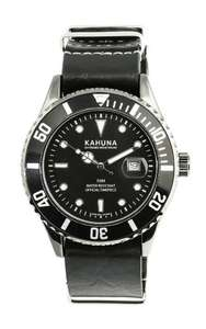 Kahuna KUS-0108G Submariner Homage - £21.97- Amazon