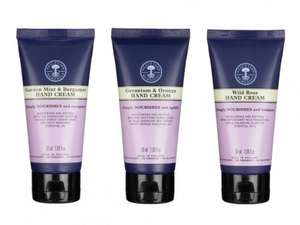 Free Neals Yard hand cream worth £10 with this month copy of Marie Claire £3.99 ( Tesco £2.50)