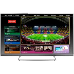 "Panasonic Viera TX-47AS650B LED HD 1080p 3D Smart TV, 47"", Freeview HD with freetime @ John Lewis £479"