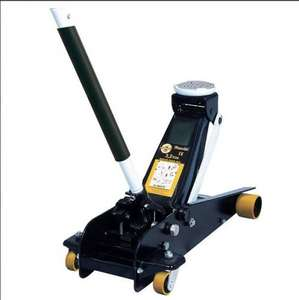 Omega 3.2 Ton Trolley Jack with MagicLift £112.86 @ EuroCarParts