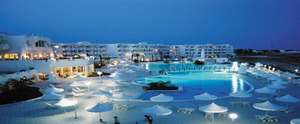 4 star all inclusive to djerba for 1 week with 20kg luggage and transfers from Manchester, Birmingham and London prices range from  £177 to £230 pp with any date between now and end of June from golden ticket travel - prices based on two people shari