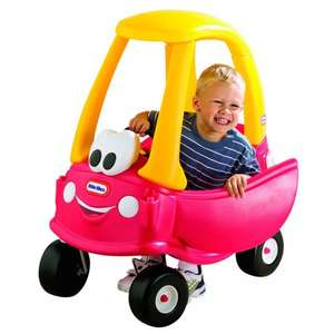 little tikes cosy coupe £31.99 at Smyths £32 at Asda