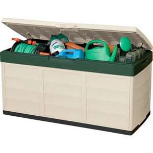 Garden storage - keter pack and go garden box. £25.49 @ Homebase