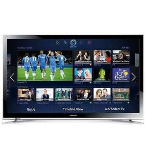 SAMSUNG 22 Inch FULL HD FREEVIEW 1080p SMART (refurb) Ideal bedroom TV £139.99 @ Tesco outlet / ebay
