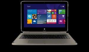 Medion 6213t full HD touchscreen laptop, Pentium 3530, 4gb Ram, 64gb flash + 1 To HDD - £269.00 - Medion