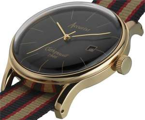 Men's Accurist Vintage Clerkenwell 1946 Special Edition Watch  £19.99 @ Argos on Ebay