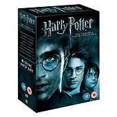 Harry Potter - The Complete 8-Film Collection (DVD Boxset) at Tesco Direct for £14.96 (Using Code)