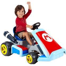 Mario Kart Ride On 6V £99.96 (C&C) at Toys R Us
