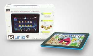 Kurio Kids Android Tablets: 7 inch £29.99 or 10 inch £39.98 Groupon Goods