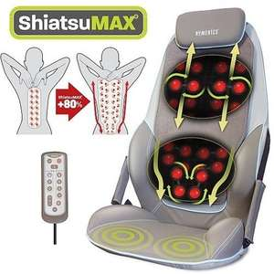 HoMedics CBS-1000 Max Shiatsu Massaging Chair - £99.99 Amazon