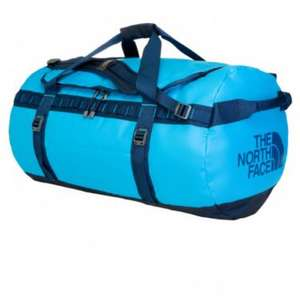 The North Face Large Base Camp Duffel Bag Blue Only £54.64 @ surfdome.com