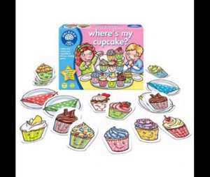 Orchard Toys Wheres My Cupcake £1.50 Instore @ Tesco