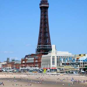 Blackpool Tower Eye tickets just 6p each!