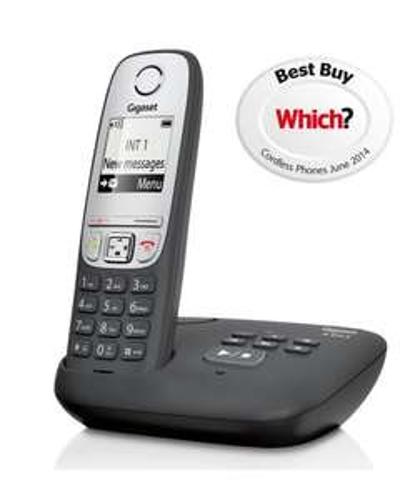 Gigaset A415A Telephone with Answer Machine - Single. Half Price £14.99 @ Argos