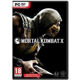 Mortal Kombat X PC (Digital Download) £10.99 @ CDKeys