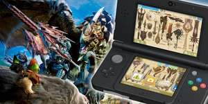 Free Monster Hunter 4 Ultimate 3DS Theme